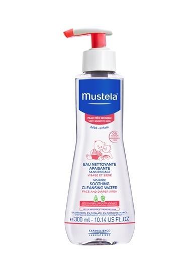 Mustela MUSTELA Soothing Cleansing Water 300 ml Renksiz